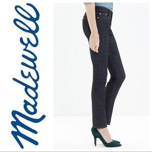 MADEWELL Alley Jeans straight leg dark wash 26